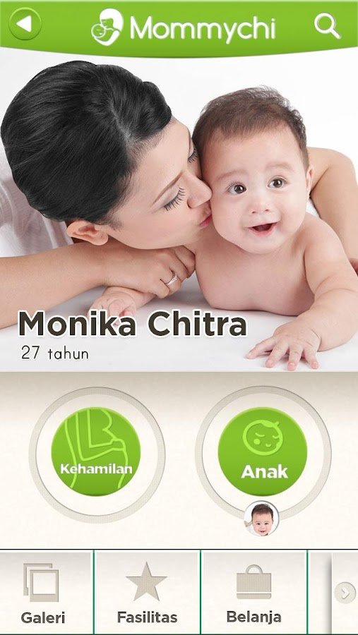 Mommychi for Mom and Child- screenshot
