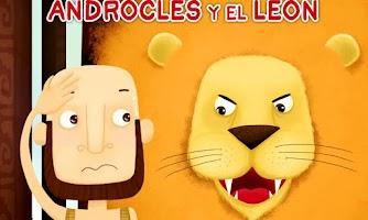 Screenshot of Androcles y el León