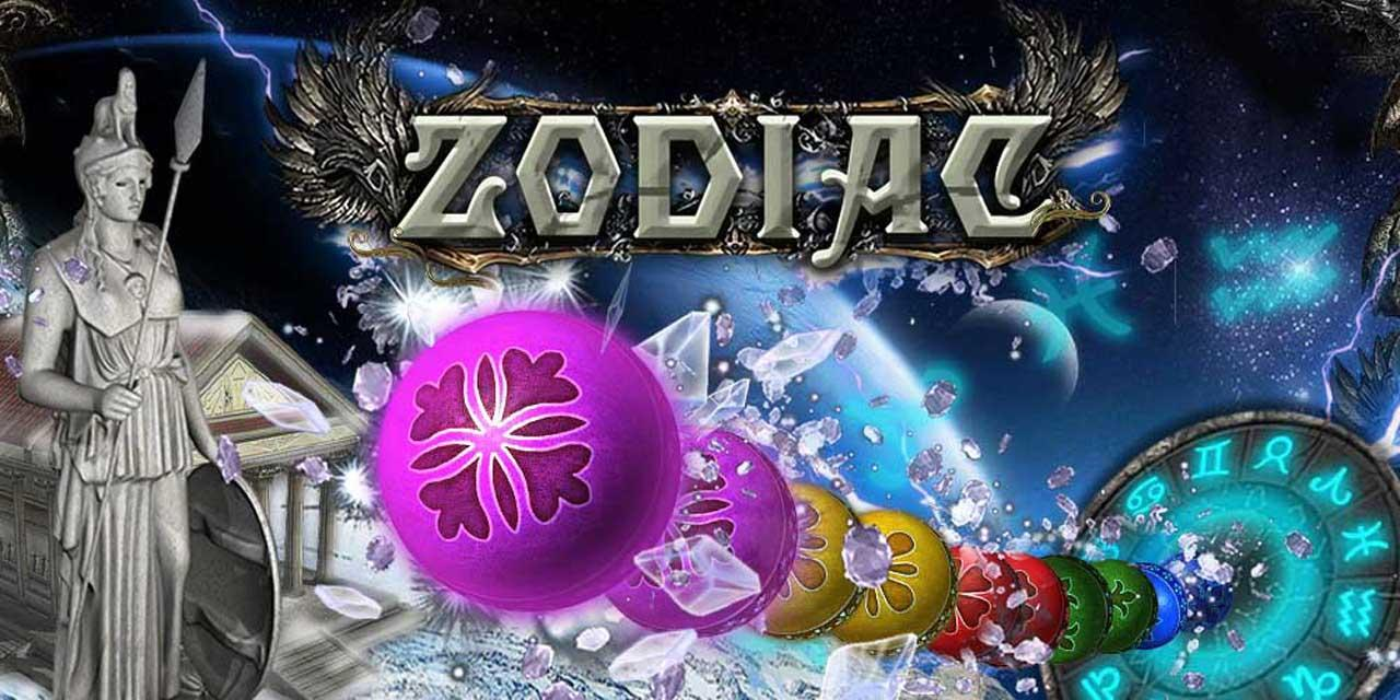 Color zuma game - Marble Blast Zodiac Online Screenshot