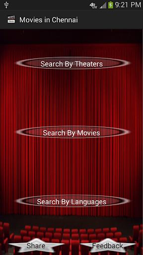 Movies In Chennai