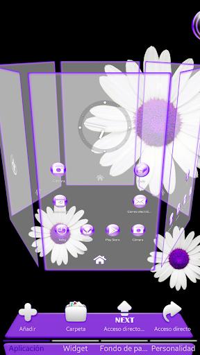 【免費個人化App】Next Launcher Theme Purbbles-APP點子