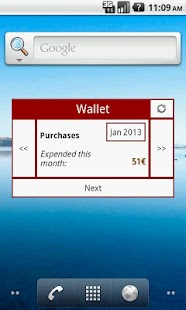 Wallet Premium- screenshot thumbnail