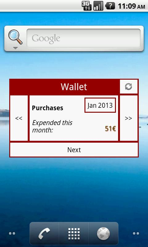Wallet Premium- screenshot