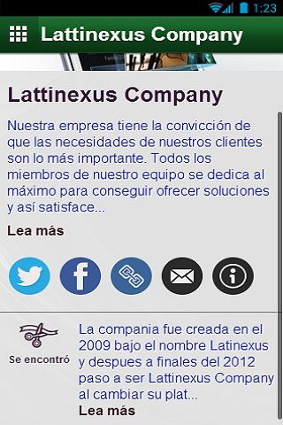 Lattinexus Company