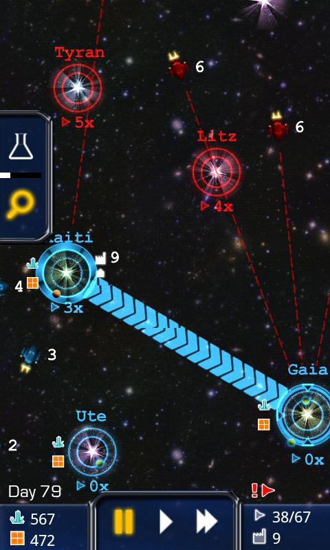 Star Colonies - screenshot