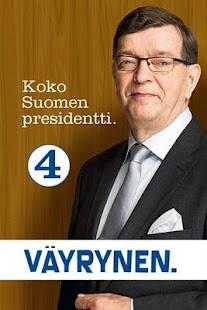 Paavo Väyrynen-Presidenttipeli- screenshot thumbnail
