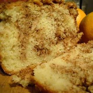 Cinnamon Coconut Loaf