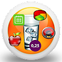 Food Water mate tracker icon