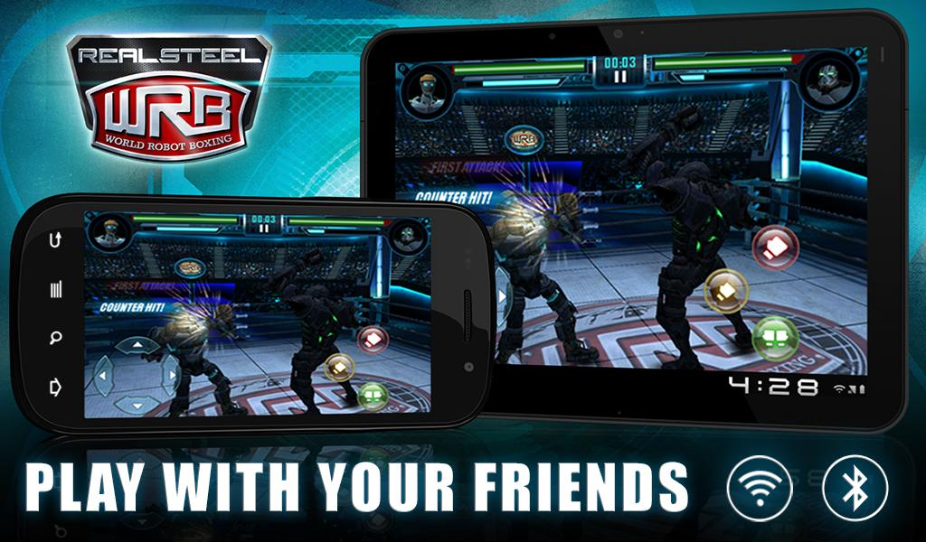 Real Steel World Robot Boxing - screenshot