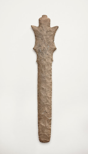 ceremonial scepter or mace
