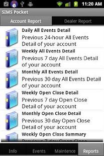 SIMS Pocket- screenshot thumbnail