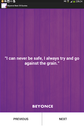 Beyonce Best 20 Quotes