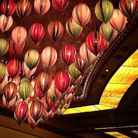 Even the small things in Vegas are neat-o. by Nicolas Los Baños - Buildings & Architecture Other Interior ( lasvegas, goldennuggetlasvegas, lighting, interiordesign,  )