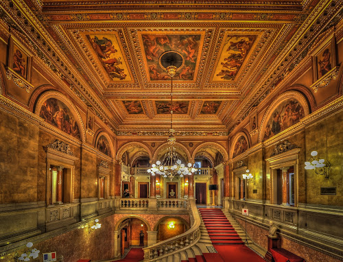 Budapest National Opera by Ivan Anchev - Buildings & Architecture Public & Historical ( interior, hungary, budapest, national opera, opera )