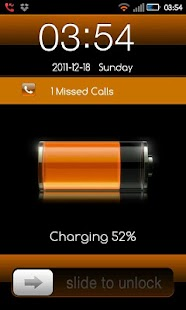 Go Locker iPhone Orange - screenshot thumbnail