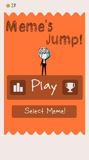 The Meme's Jump