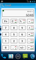 Screenshot of Widget Calculator (NO ADS)
