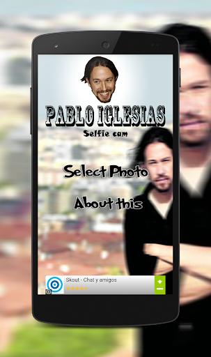 Tu foto con Pablo Iglesias