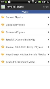 Physics Forums - screenshot thumbnail