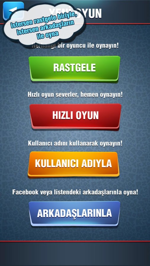 Kelimelik - screenshot
