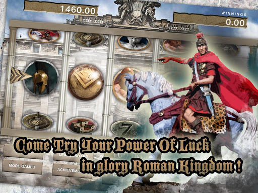 Ancient Roman Slots