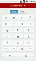 Screenshot of Chinese Pinyin Learner(Free)