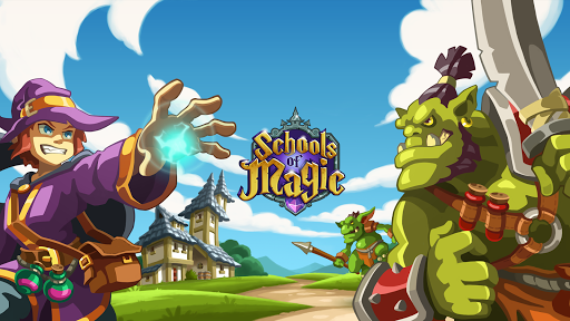 Schools of Magic - screenshot