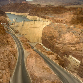 The Hoover Dam by Tin Tin Abad - Uncategorized All Uncategorized
