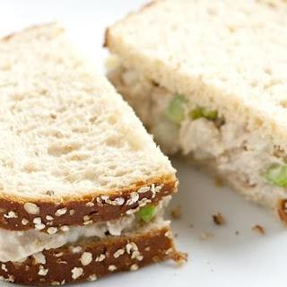 Tuna Salad Sandwiches.