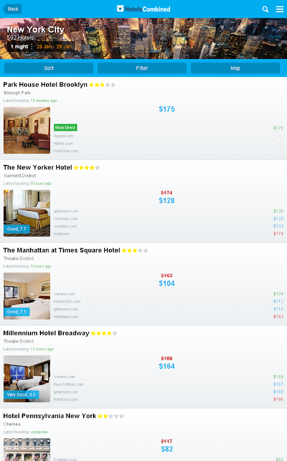 HotelsCombined - Hotel Search - Android Apps on Google Play