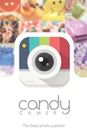 Screenshot of Candy Camera for Selfie