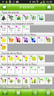 Flora Helvetica Mini français- screenshot thumbnail