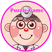 Pig Puzzle Game For Kids
