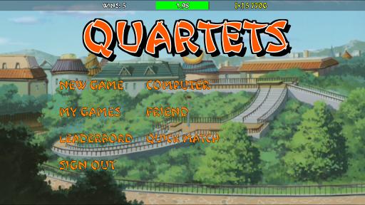 Quartets Kanoha Ninja Cards