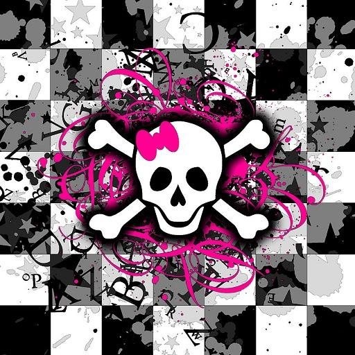 Girly Skull Wallpapers FREE (10.00 Mb)   Latest version for free