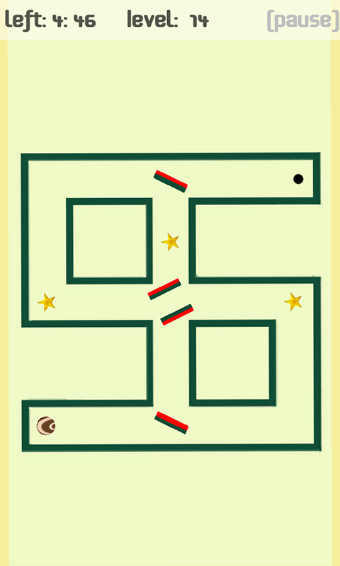 Labyrinth Puzzles: Maze-A-Maze- screenshot