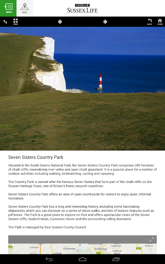 Discover - Sussex Life- screenshot