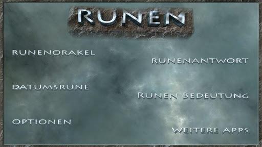 Runen Steine