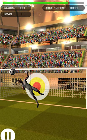 Soccer Kick - World Cup 2014 1.3 screenshot 42088