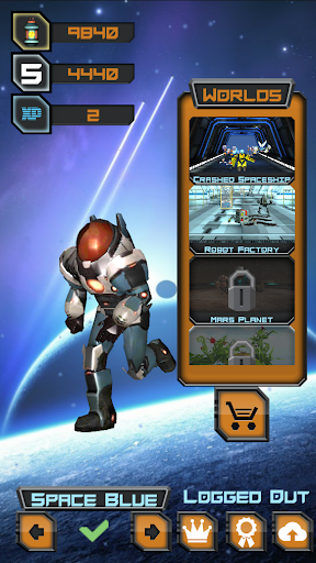 Space Rush 3D Runner