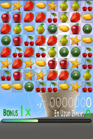 Fruit Blast - screenshot