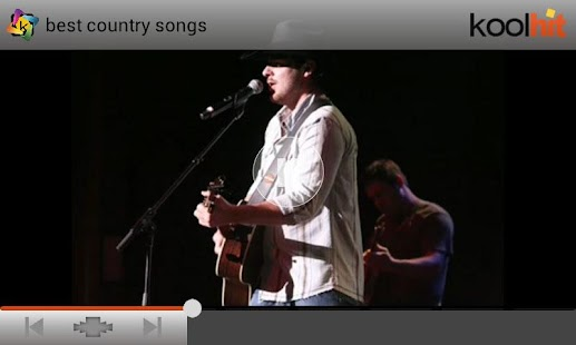 Country Songs Collection - screenshot thumbnail