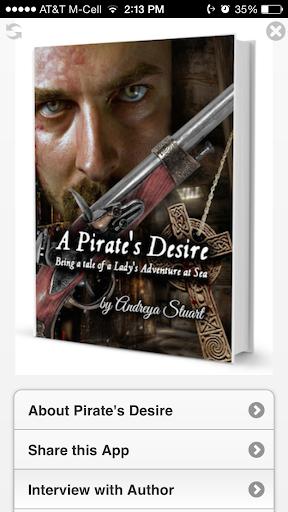 Pirates Desire Romance App