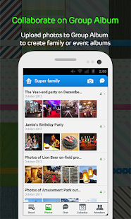 BAND - powered by LINE - screenshot thumbnail