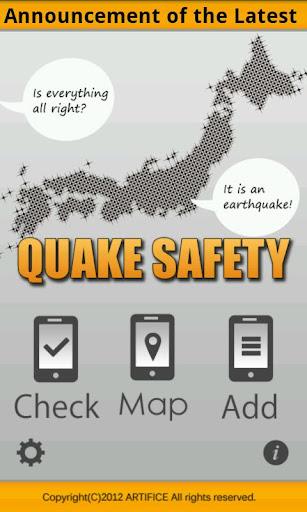 Quake Safety