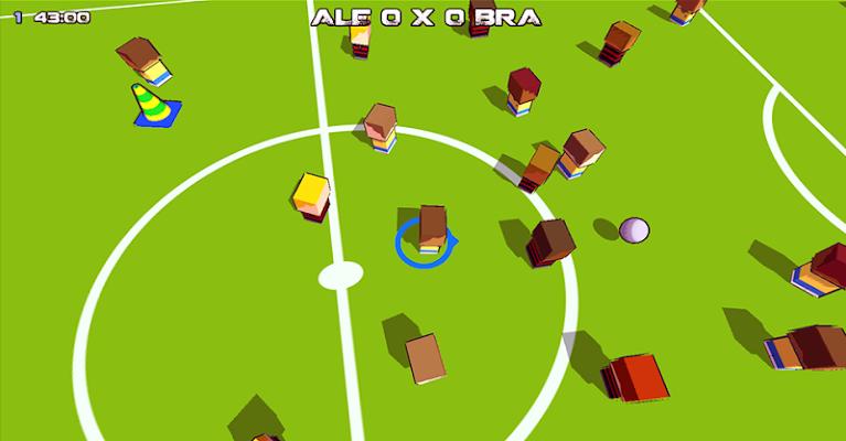 Gol da Alemanha Simulator - screenshot
