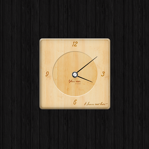 Your Time - The clock widget
