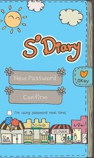 S'Diary Lite free