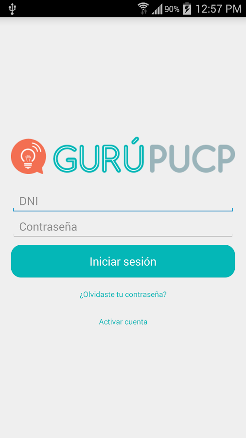 Gurú PUCP- screenshot