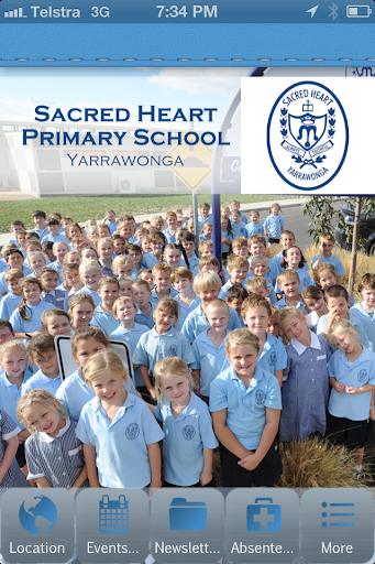 Sacred Heart Yarrawonga